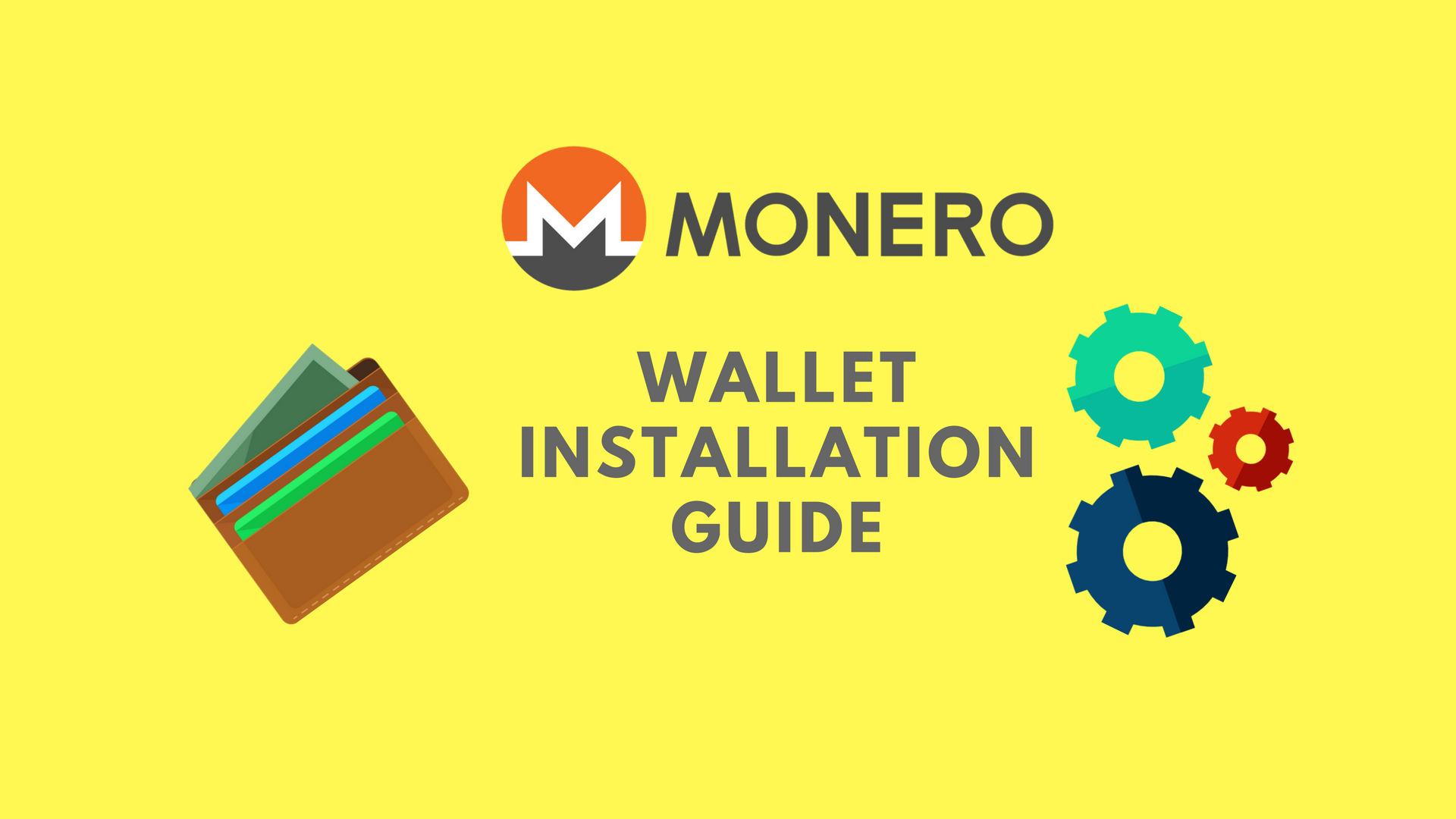 Setting Up a Monero Wallet - A Simple Guide