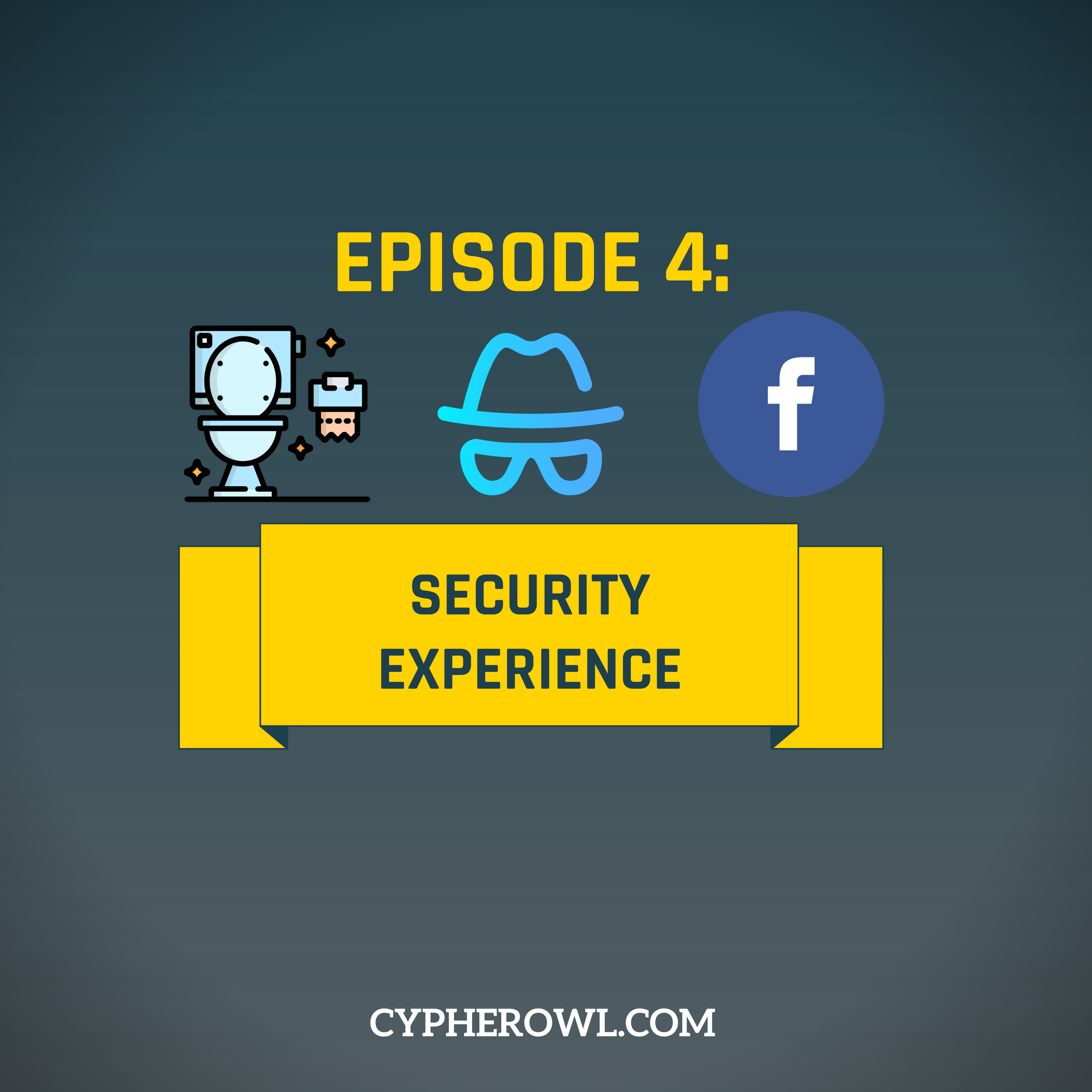 Episode 4: 50 Shades of Facebook - Privacy, Snooping and You